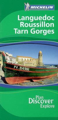 Languedoc-Roussillon, Tarn, gorges : plan, discover, explore