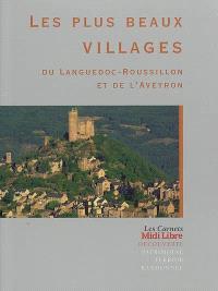 Les plus beaux villages du Languedoc-Roussillon et de l'Aveyron