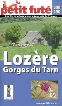 Lozère, gorges du Tarn : 2006-2007
