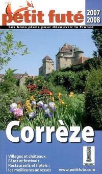 Corrèze : 2007-2008