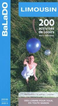 Limousin : 200 activités de loisirs 100% testées