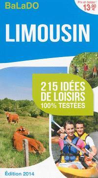 Limousin : 215 idées de loisirs 100 % testées