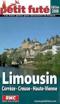 Limousin : Corrèze, Creuse, Haute-Vienne