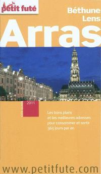 Arras, Béthune, Lens : 2011