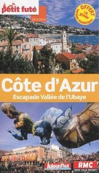 Côte d'Azur : escapade vallée de l'Ubaye : 2013-2014