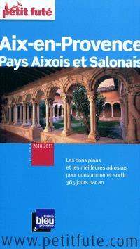 Aix-en-Provence, pays aixois et salonais : 2010-2011