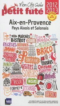 Aix-en-Provence, pays aixois et salonais : 2012-2013