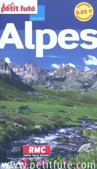 Alpes : 2010-2011