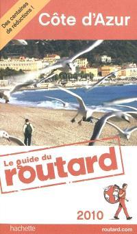 Côte d'Azur : 2010