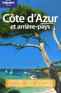 Côte d'Azur : et arrière-pays