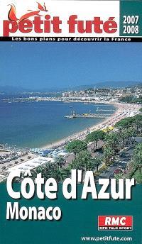 Côte d'Azur, Monaco : 2007-2008