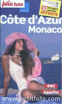 Côte d'Azur, Monaco : 2012-2013