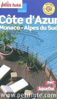 Côte d'Azur, Monaco, Alpes du Sud : 2011-2012