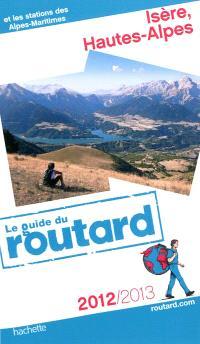 Isère, Hautes-Alpes et les stations des Alpes-Maritimes : 2012-2013