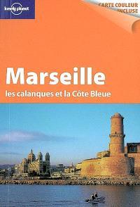 Marseille : les calanques et la côte Bleue