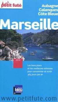 Marseille, Aubagne, calanques côte bleue : 2010
