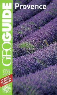Provence : 2008-2009
