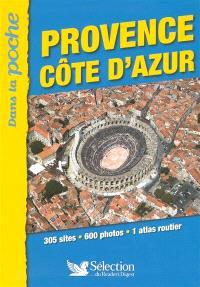 Provence Côte d'Azur dans la poche