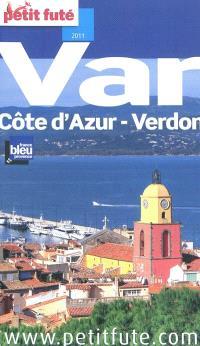 Var : Côte d'Azur-Verdon : 2011