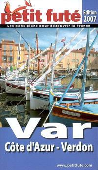 Var, Côte d'Azur, Verdon : 2007