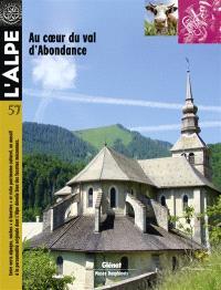 Alpe (L'). n° 57, Au coeur du Val d'Abondance