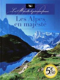 Les Alpes en majesté