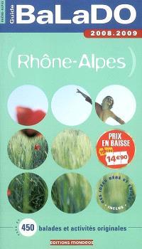 Rhône-Alpes : près de 450 balades et activités originales