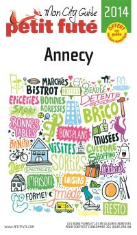 Annecy : 2014-2015