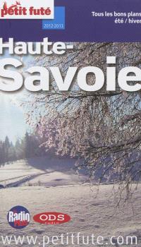Haute-Savoie : 2012-2013