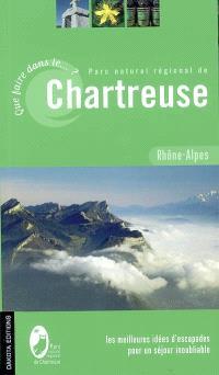 Que faire dans le Parc naturel régional de la Chartreuse ?