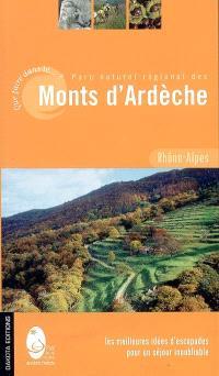 Que faire dans le Parc naturel régional des monts d'Ardèche ?