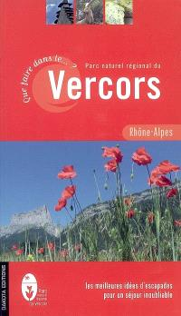 Que faire dans le Parc naturel régional du Vercors ?