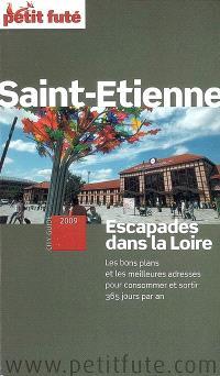Saint-Etienne : escapades dans la Loire : 2009