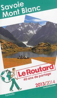 Savoie, Mont Blanc : 2013-2014