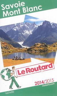 Savoie, Mont Blanc : 2014-2015