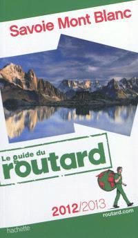 Savoie, Mont-Blanc : 2012-2013