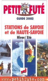 Stations de Savoie et de Haute Savoie 2002