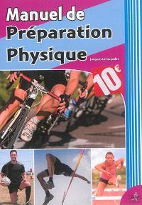 Manuel de préparation physique