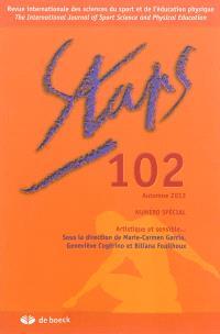 Staps. n° 102, Artistique et sensible...