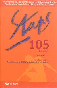Staps. n° 105, La ville olympique