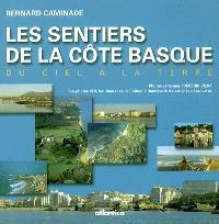 Les sentiers de la Côte basque : tracés des itinéraires sur la base de photos IGN 98-FD64-250
