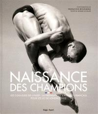 Naissance des champions : les coulisses de l'INSEP : la préparation d'athlètes français pour les JO de Londres 2012