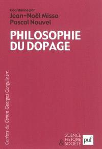 Philosophie du dopage
