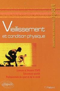 Vieillissement et condition physique : licences et masters Staps, éducateurs sportifs, professionnels du sport et de la santé.