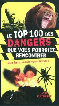 Le top 100 des dangers que vous pourriez rencontrer : que faire si cela vous arrive ?