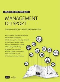 Management du sport : études de cas pratiques