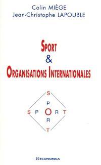 Sport et organisations internationales