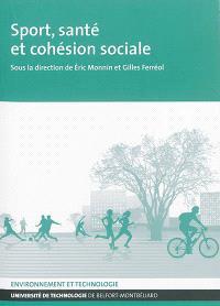 Sport, santé et cohésion sociale