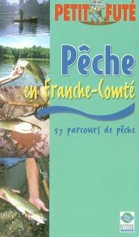 Pêche en Franche-Comté : 57 parcours de pêche