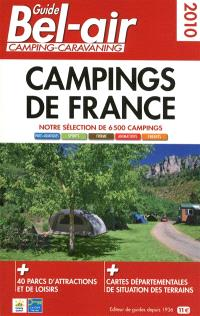 Guide Bel-Air campings de France